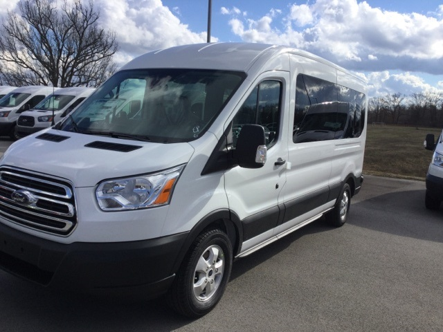 New 2019 Ford Transit-350 XLT