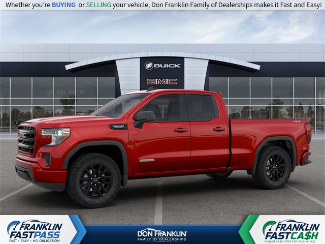 New 2020 Gmc Sierra 1500 Elevation Extended Cab In Lexington
