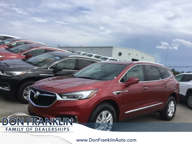 New 2020 Buick Enclave Essence