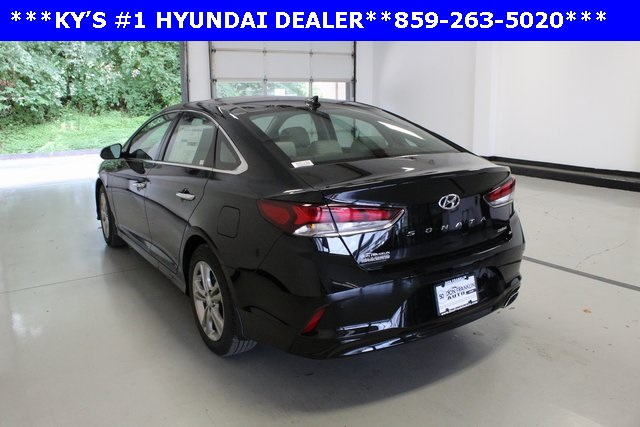 New 2019 Hyundai Sonata Limited FWD 4D Sedan