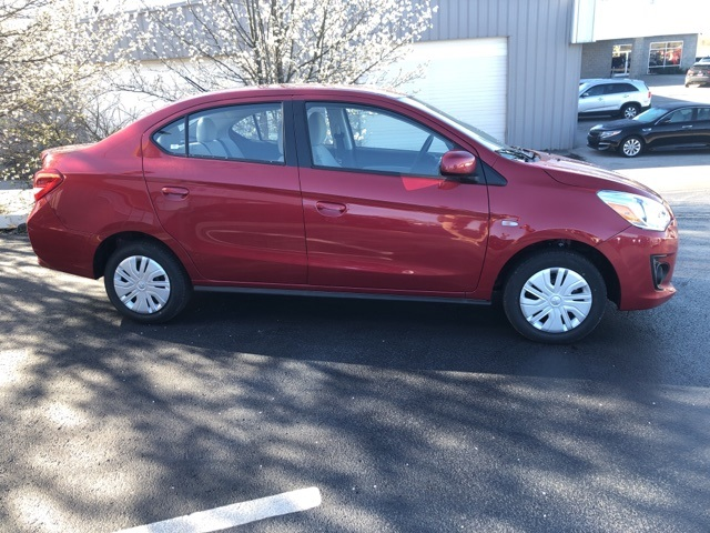 Pre-Owned 2019 Mitsubishi Mirage G4 ES