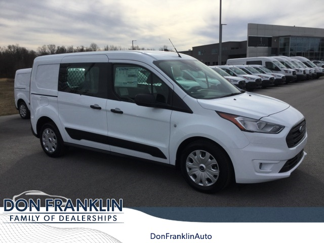 New 2019 Ford Transit Connect XLT FWD 4D Cargo Van