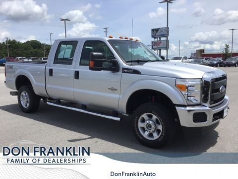 Pre-Owned 2016 Ford F-350SD XL