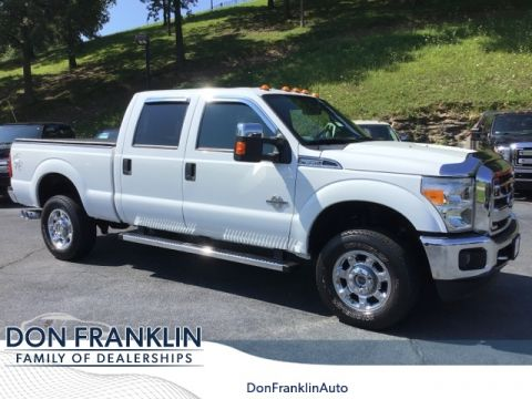 Pre-Owned 2014 Ford F-350SD XLT