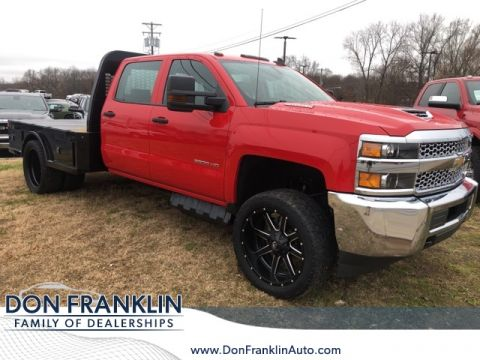 Pre-Owned 2019 Chevrolet Silverado 3500HD Work Truck