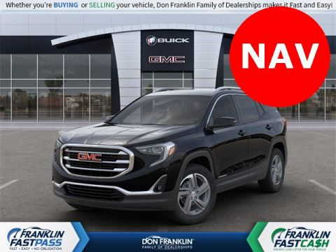 New Gmc Vehicles For Sale Don Franklin Auto