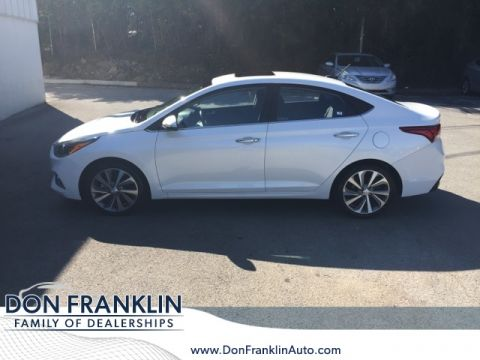 Pre-Owned 2018 Hyundai Accent Limited