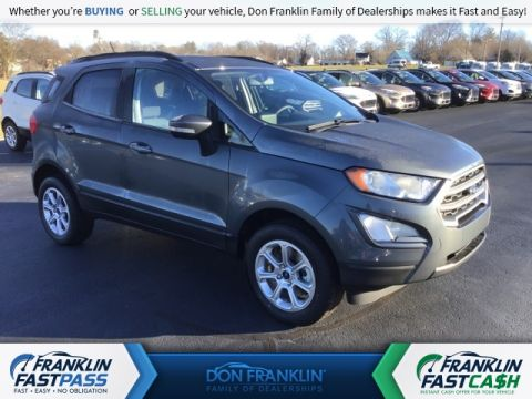 New Ford For Sale Ky Don Franklin Auto Explore Our Inventory Online